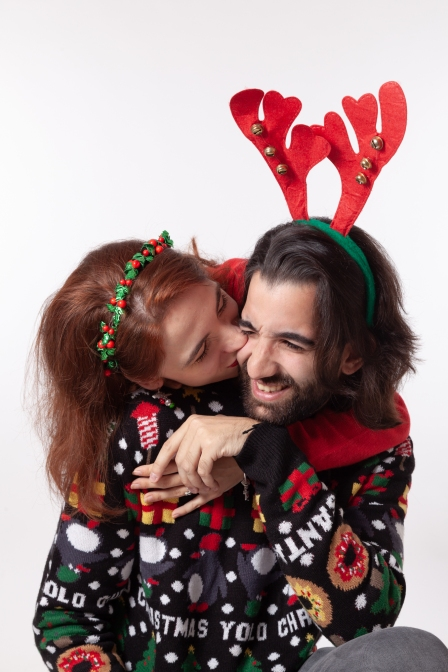 Alberto y María